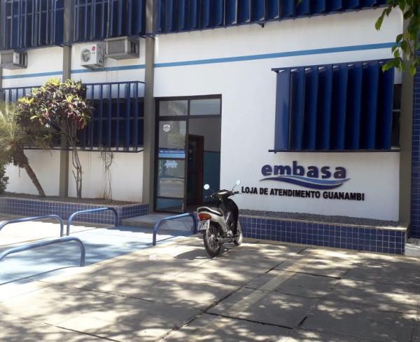 Abastecimento é retomado em Guanambi e região após manutenção emergencial na Adutora do Algodão.