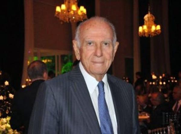Aos 92 anos, morre o ex-deputado Félix Mendonça; ele tinha sido diagnosticado com o novo coronavírus.