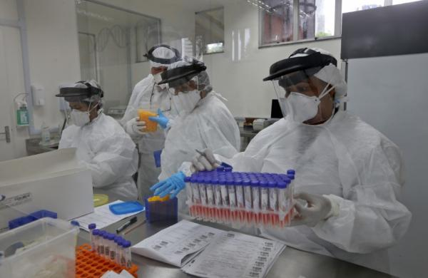 Bahia bate recorde e registra 3.251 novos casos de Covid-19 e 51 mortes nas últimas 24 horas.