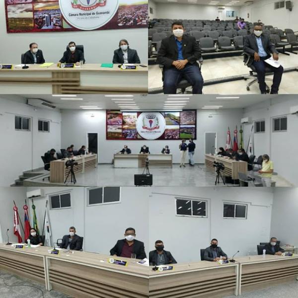 Lei de Diretrizes Orçamentárias entra em discussão na Câmara de Guanambi.
