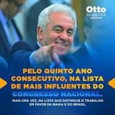 Bahia tem 6 parlamentares na lista de mais influentes do Congresso Nacional.