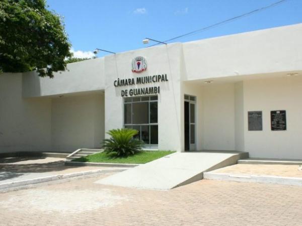 Câmara de Guanambi suspende atividades administrativas.