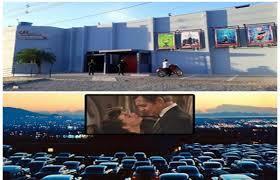 Guanambi ganha o primeiro cinema drive-in da região.