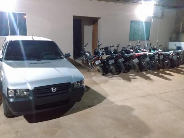 Polícia Militar acaba com Corona Fest em Riacho de Santana.