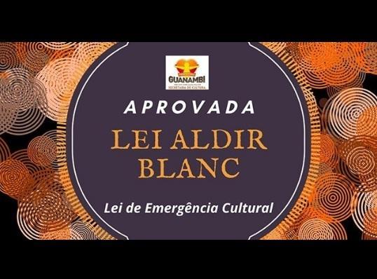 Prefeitura Municipal de Guanambi abre cadastro para Lei Aldir Blanc.