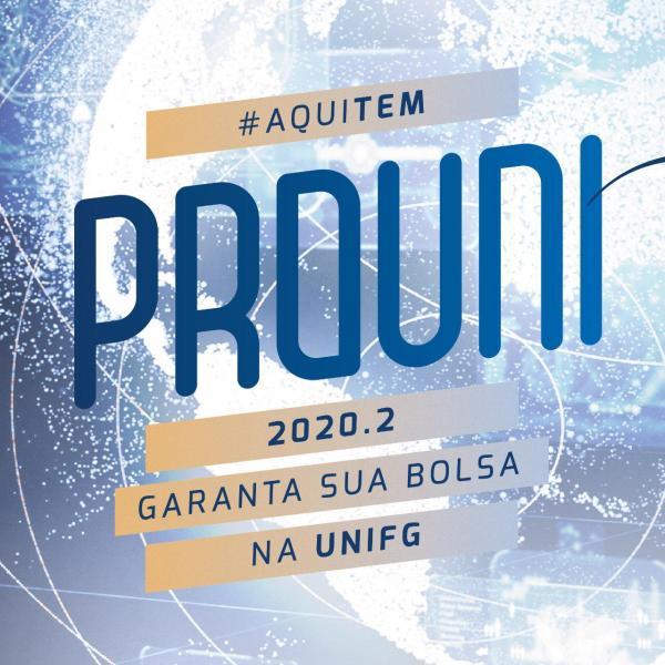 ProUni UniFG 2020.2: saiba como se inscrever.
