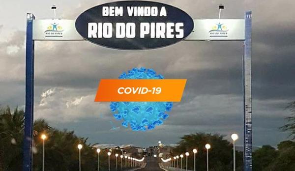 Rio do Pires-BA registra a terceira mortes com Coronavírus.
