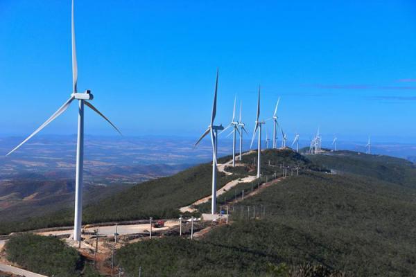 Bahia é vice-líder na geração de energia eólica do país e Nordeste tem produção recorde.