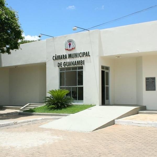 Câmara de Vereadores de Guanambi realiza Sessão Ordinária.
