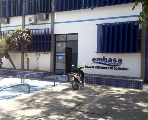Embasa oferece número de WhatsApp para atendimento em toda a Bahia.