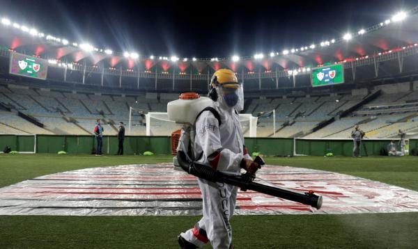 Libertadores retorna nesta terça, em meio à insatisfação de clubes.
