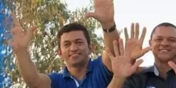 Reinaldo Góes registra candidatura à prefeitura de Iuiú.