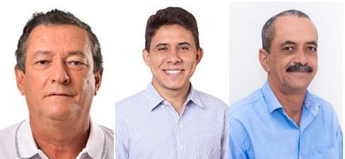 Três candidatos registram candidatura para disputar a Prefeitura de Palmas de Monte Alto