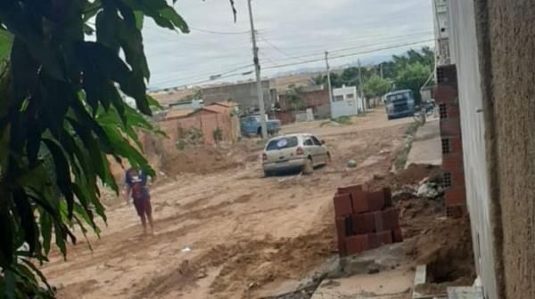 Chuva intensa voltou a expor problemas de infraestrutura em Guanambi.