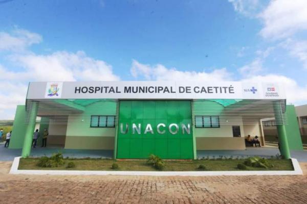 Governador anuncia criação de leitos de UTI para tratamento da Covid em Caetité, Brumado e Bom Jesus da Lapa.