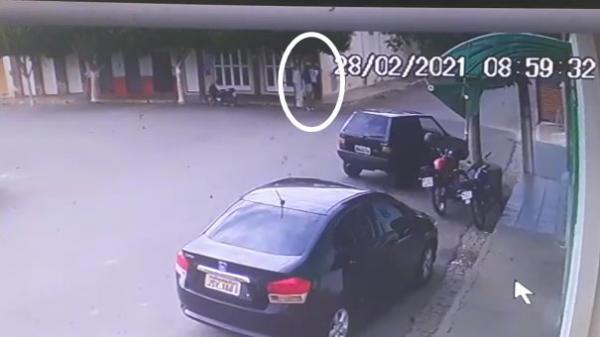 Empresário é baleado durante tentativa de assalto em Palmas de Monte Alto.