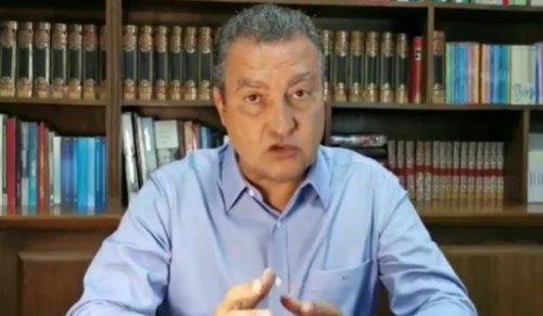 Governador da Bahia decide prorrogar toque de recolher até quarta-feira (3).