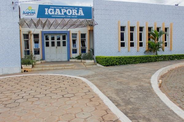IGAPORÃ: prefeitura suspende atendimento presencial após servidores testarem positivo para COVID – 19.