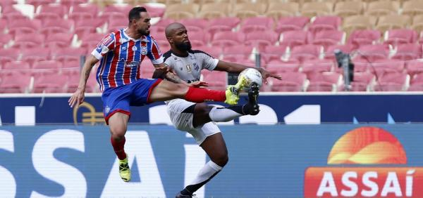 Bahia vence Ceará nos pênaltis e é o campeão da Copa do Nordeste.