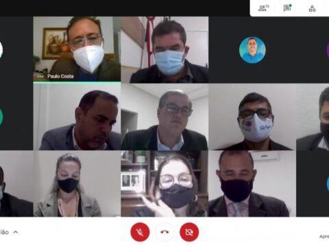 Campanha Guanambi Solidária e pandemia estão entre os assuntos debatidos na Câmara de Vereadores de Guanambi.