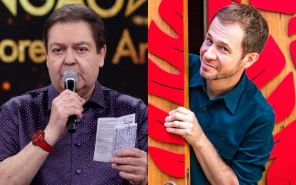 Faustão deixa a Globo e Tiago Leifert é o substituto até estreia de Luciano Huck.