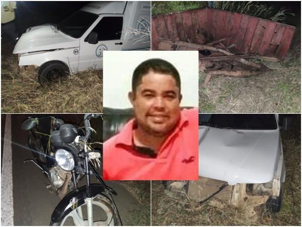 Motociclista morreu após acidente com carro na BR-030 em Guanambi.