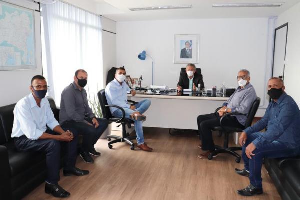 Com emenda do Deputado Charles Fernandes, SESAB libera equipamentos para saúde de Serra do Ramalho.