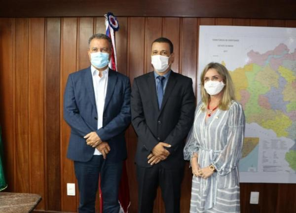Governador autoriza pedidos da deputada e do prefeito de Malhada.