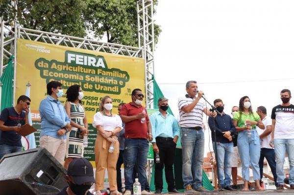 Deputado Charles Fernandes destaca parcerias com Serra do Ramalho e Urandi.