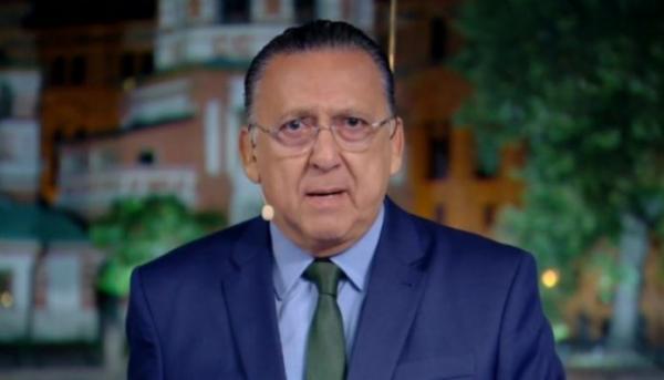 Globo corta 80% do salário de Galvão e irrita narrador.
